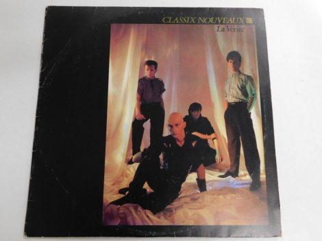 Classix Nouveaux - La Verité LP (VG+/VG) YUG