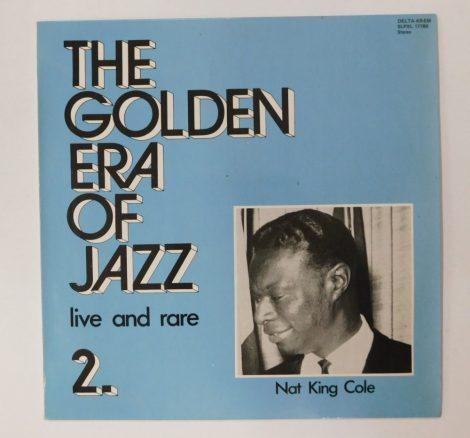 The Golden Era Of Jazz 2. - Live And Rare LP (NM/EX) HUN.