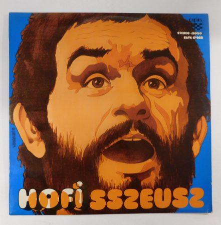 Hofi Géza - Hofisszeusz LP (NM/VG+)