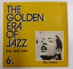 The Golden Era of Jazz Vol. 6 - Billie Holiday LP (NM/VG+) HUN