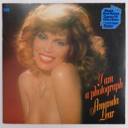 Amanda Lear - I Am A Photograph LP (NM/VG) GER