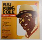 Nat King Cole: Mona Lisa (VG+/VG+) ITALY