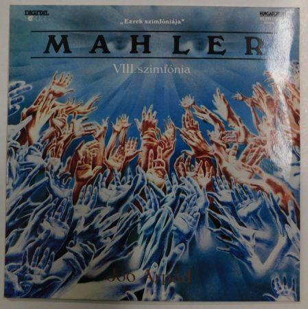 Mahler: 8. szimfónia - Joó Árpád LP (NM/NM) HUN
