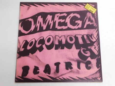 Omega / Locomotiv GT / Beatrice - Kisstadion 80 LP (NM/EX)