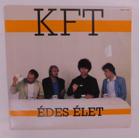 KFT - Édes Élet LP (VG+/VG)