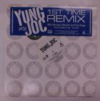 """Yung Joc - 1st Time (Remix) / I'm Him 12"""" (VG+/VG+)"""