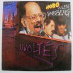 Hobo - Allen Ginsberg - Üvöltés LP (+inzert, NM/NM) Hobo Blues Band