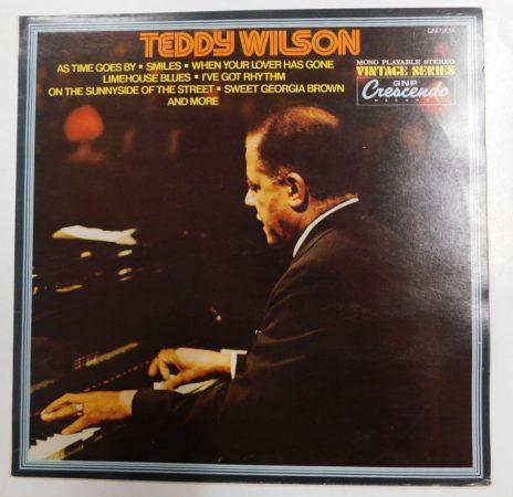 Teddy Wilson LP (VG+/VG+) JUG