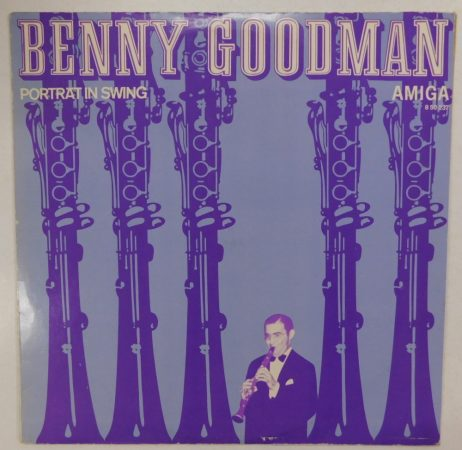 Benny Goodman - Porträt In Swing LP (EX/VG) GER.