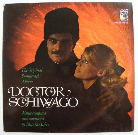 Doctor Schiwago - The Original Soundtrack Album Lp (Ex/VG+) Osztrák