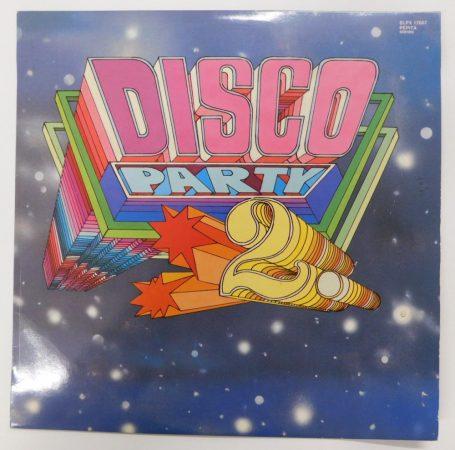 V/A - Disco Party 2. LP (NM/VG+) HUN.