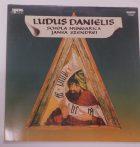 Schola Hungarica, Janka Szendrei - Ludus Danielis LP (EX/EX) +booklet