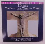 Haydn, Hungarian State Orchestra, János Ferencsik - The Seven Last Words Of Christ LP (EX/VG+)