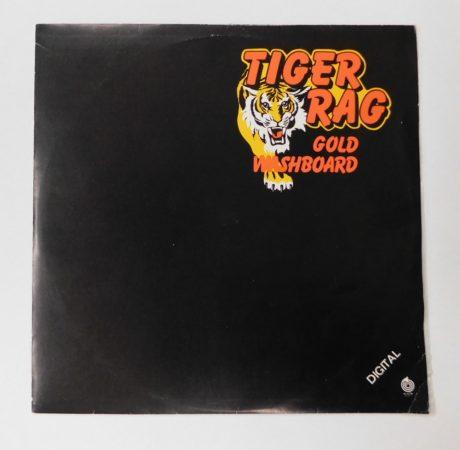 Gold Washboard - Tiger Rag LP (NM/VG) POL.