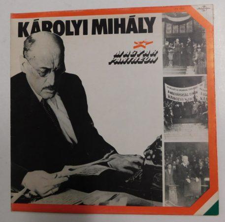 Károlyi Mihály - Magyar Pantheon LP (EX/VG+) HUN