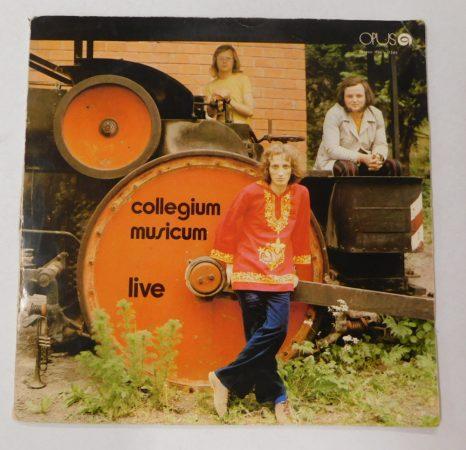 Collegium Musicum - Live LP (VG/G)