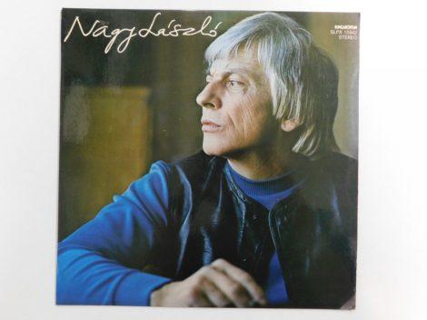 Berek Kati - Nagy László Versei LP (NM/VG+)