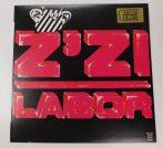 Z'Zi Labor - Faképnél Történő Hagyás LP (NM/EX) zizi