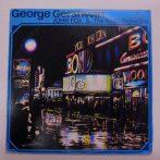 George Gershwin & The John Fox Radio Orchestra - George Gershwin LP (VG+/VG) POL.