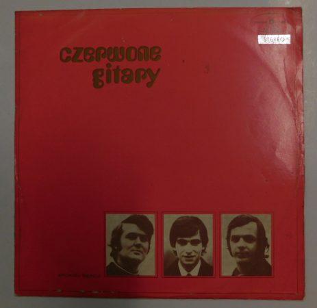 Czerwone Gitary LP (VG+/VG) POL