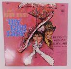 Audrey Hepburn, Rex Harrison - My Fair Lady OST LP (EX/VG+) NL