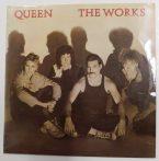 Queen - The Works LP (VG/EX) IND.