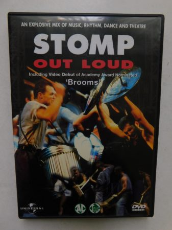 Stomp - Out Loud DVD (NRB)