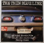Philip Glass - The Thin Blue Line LP (NM/VG+) GER.