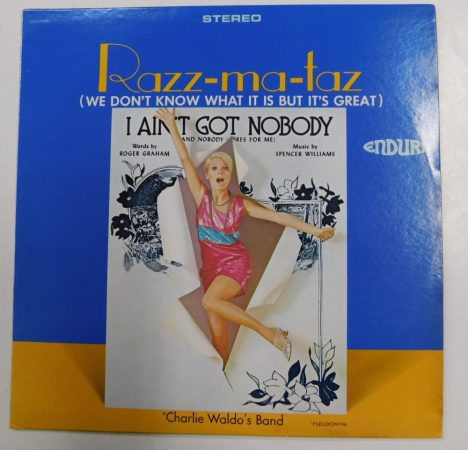 Razz-ma-taz - We Dont Know What It Is But Its Great LP (VG/VG+) USA