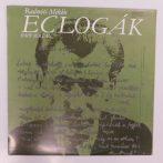 Radnóti Miklós, Papp Zoltán - Eclogák LP (VG+/VG)