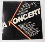 Illés, Koncz, Fonográf, Tolcsvay - A Koncert 2xLP (VG+/VG+)