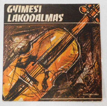 Gyimesi Lakodalmas LP (NM/VG)