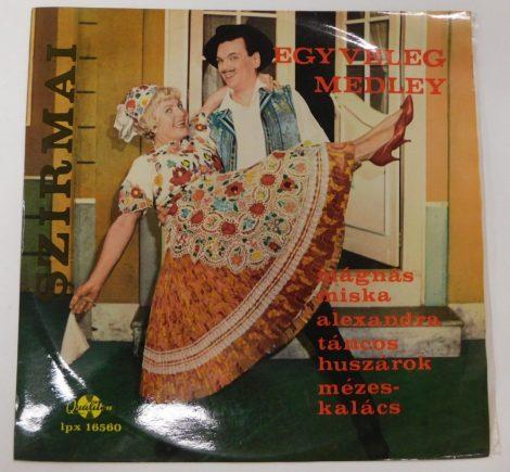 Szirmai - Egyveleg Medley LP (EX/VG+)