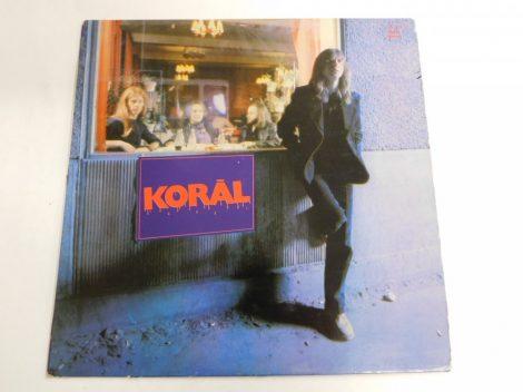 Korál - Korál LP (EX/VG+)