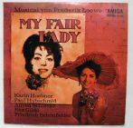 Frederik Loewe - My Fair Lady LP (EX/VG+) GER