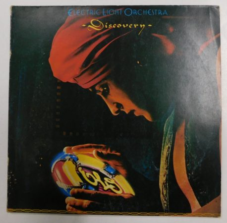 Electric Light Orchestra - Discovery LP (VG+/VG) YUG