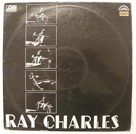 Ray Charles LP (VG+/VG) CZE