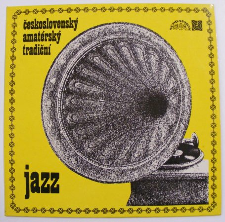 Ceskoslovensky Amatersky Tradicni Jazz (EX/EX) CZE