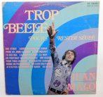 Jean Malo - Trop Belle Pour Rester Seule LP (VG/VG) CAN