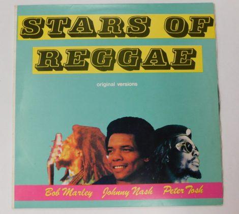 Stars Of Reggae LP (VG/VG) YUG.