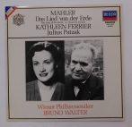 Mahler - Das Lied Von Der Erde LP (NM/EX) HUN.