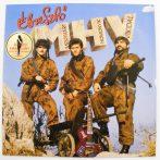 MHV: Ébresztő Blue Vinyl LP (VG+/VG)