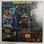 Th Who: Who Are You? LP (VG/VG) JUG
