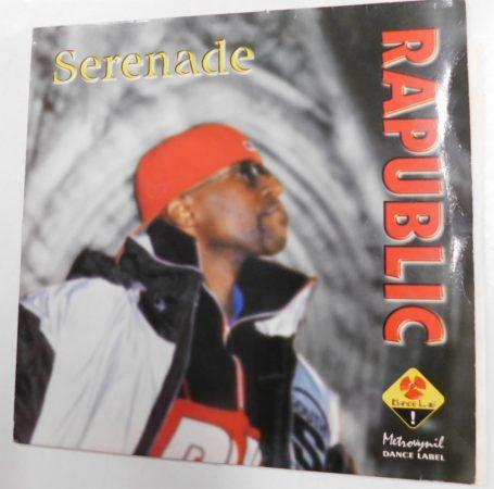Rapublic - Serenade (12 inch, 33 RPM,  VG+)