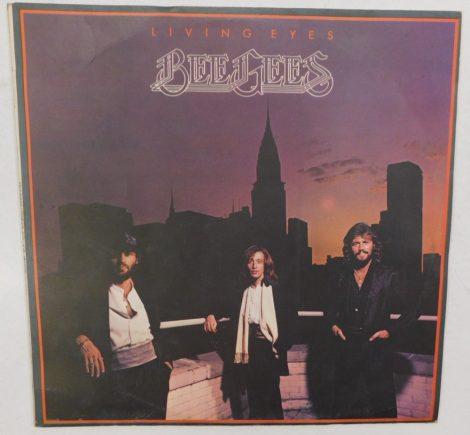 Bee Gees - Living Eyes LP (VG+/VG-) BUL.
