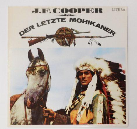 Der Letzte Mohikaner LP (EX/VG+) (német nyelvű)