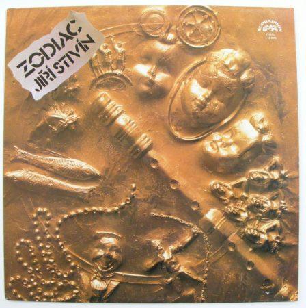 Jirí Stivin: Zodiac LP (NM/EX) CZE