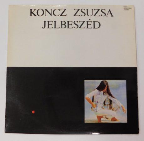 Koncz Zsuzsa - Jelbeszéd LP (VG/VG)