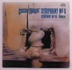 G. Mahler, V. Neumann, Czech Philharmonic Orchestra - Symph. No. 6 / Symph. No. 10 2xLP (EX/VG) CZE
