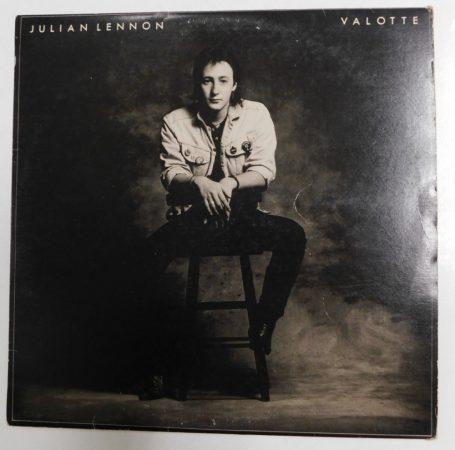 Julian Lennon - Valotte LP (VG+/VG) JUG